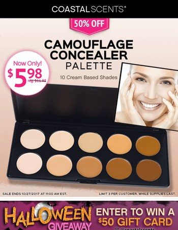 Conceal, Camouflage and Glow! ✨