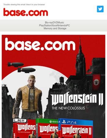 Wolfenstein 2 NO MORE NAZIS!