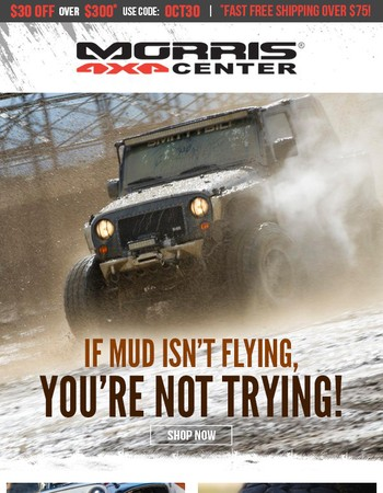 For those that like their Jeeps Dirty.