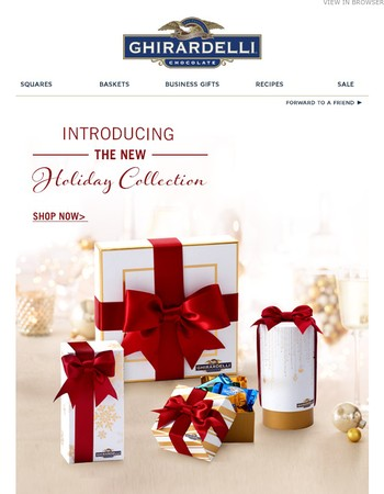 Our New Holiday Collection Is Here!