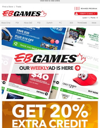 Weekly Ad | Save up to $100 on PSVR! In-stores and online now!