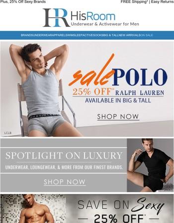 Spotlight on Luxury
