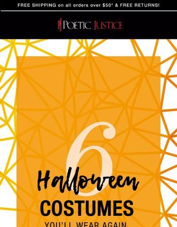 Need a last minute Halloween costume idea?