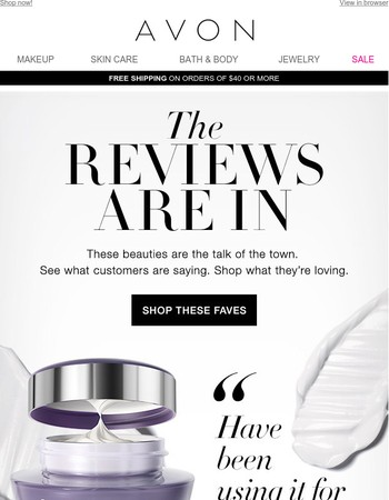 What Customers Think About These Top-Selling Faves!