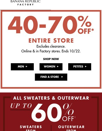 ALERT❗ take an EXTRA 60% OFF CLEARANCE