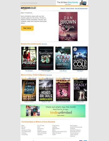 Amazon.co.uk: Kindle's Most Wanted