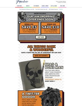No Tricks, Just Treats - Save £10