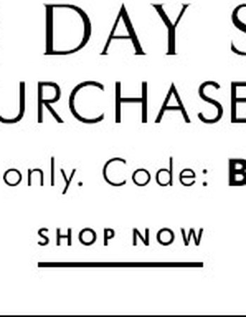 FREE shipping + no Banana Republic merchandise exclusions?!