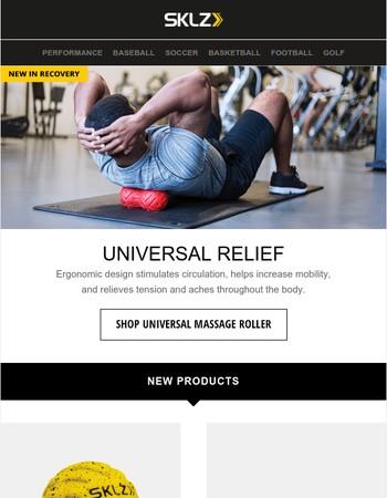 NEW! Universal Massage Roller