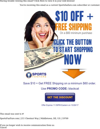 Save $10 + Get FREE Shipping STARTS NOW