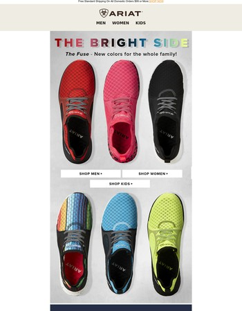 Brighten Your Day with New Fuse Colors