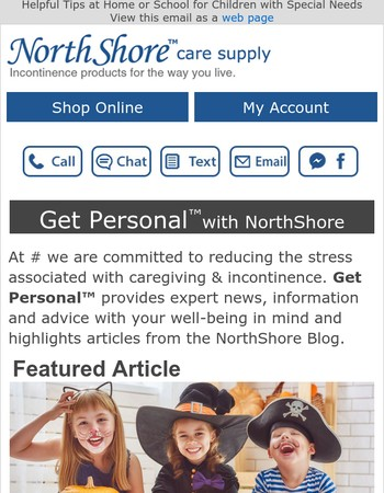 NorthShore Blog Newsletter: