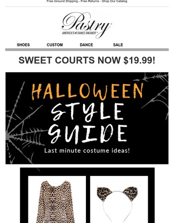 Scary Styles for $19.99