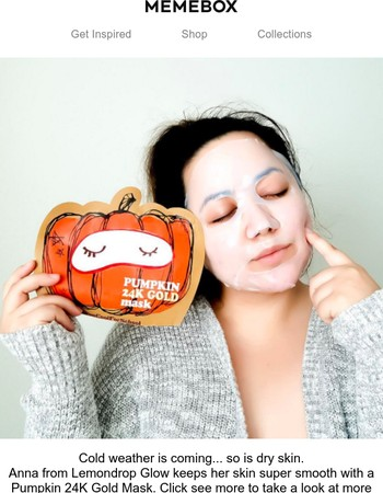 Pumpkin spice...what?!