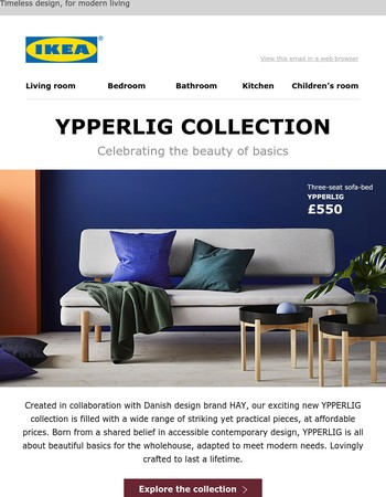 Introducing the YPPERLIG collection