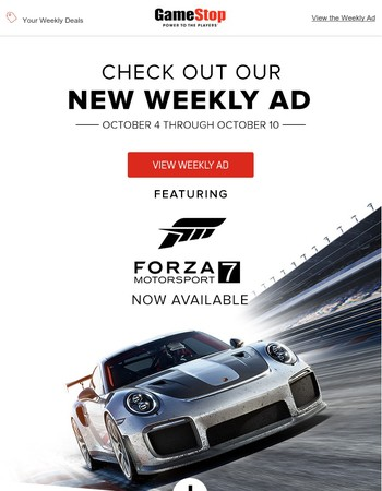 Your Weekly Ad Is Here: 10.04 - 10.10