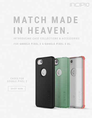 Protect the Pixel   Case Collection & Accessories for Google Pixel 2 & 2 XL