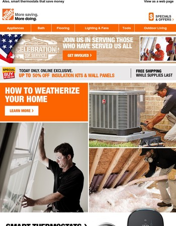 SAVINGS INSIDE >>> Prep Your Home for Chilly Weather