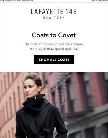 Our Best Coats of the Season