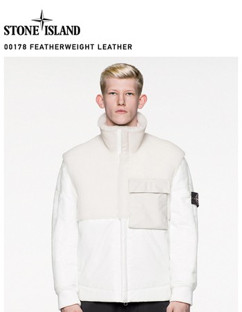 Featherweight Leather With Primaloft® Insulation Technology