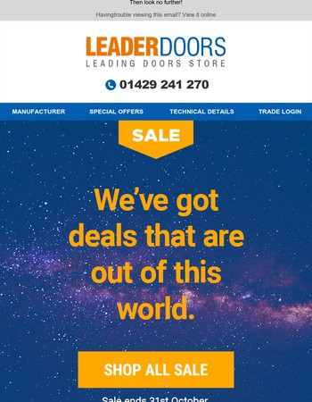 Looking for a good deal on contemporary doors?