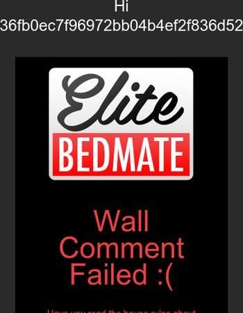 36fb0ec7f96972bb04b4ef2f836d52, your wall comment has been rejected