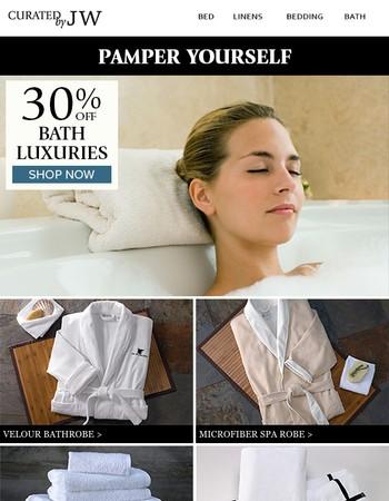 30% Off Bath And Fragrance