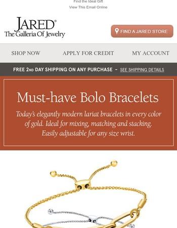 Wrist Wear Essentials: Beautiful Bolos