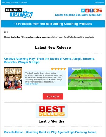 Michael, 15 Practices from Best Selling Coaching Products...
