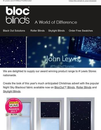 Bloc Blinds Newsletter