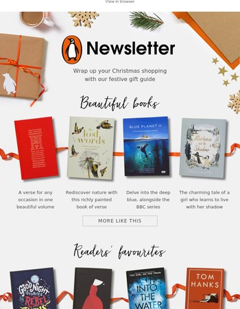 The Penguin gift guide