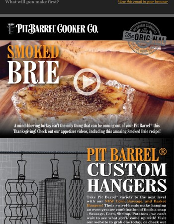 New for your Grilling Repertoire!