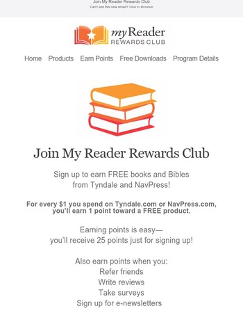 Make the Most of Your Membership with Reader Rewards
