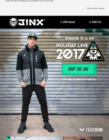 Shop the All NEW Holiday Line Available NOW