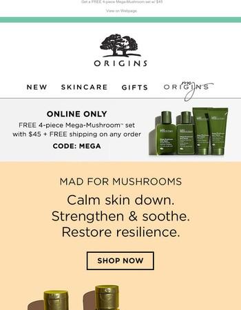 ENDING SOON: 4 Free MEGA Treats — We're Mad for Mushrooms!