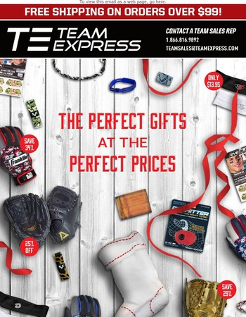 STOCKING STUFFERS: Perfect Gifts, Perfect Prices