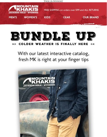 The New Outlaw in Town | Bundle Up with MK