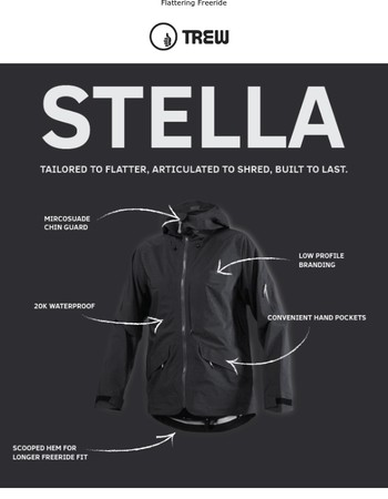 Black Stella Now Available