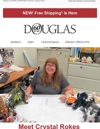 Meet Designer Crystal Rokes: Animals Make Her Very Happy
