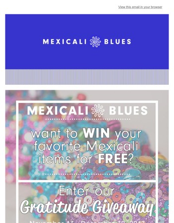 Mexicali Blues Newsletter