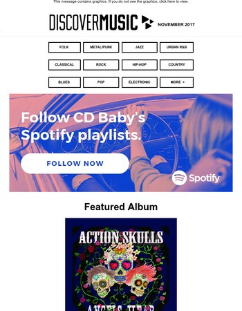 Free downloads and the best new independent music