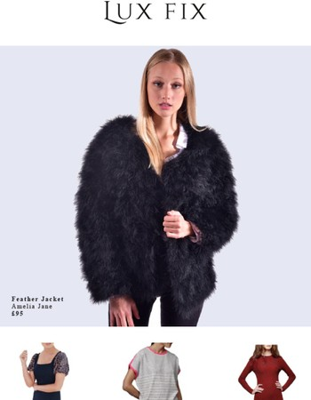 New In | Oh You Fluffy Thing