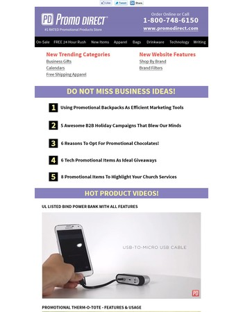 Top 5 Business Ideas & Hot Product Videos!