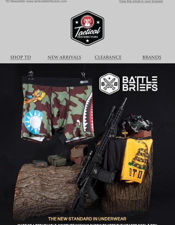 Tactical Distributors Newsletter