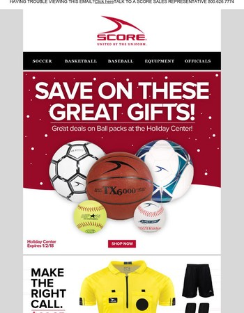 Save On Great Gifts!
