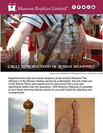 Roman relics
