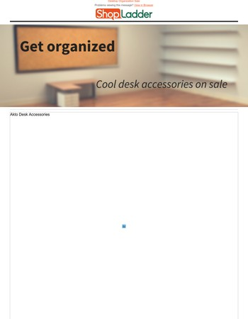 Great ideas for organizing your desktop