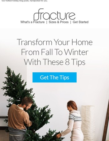 8 Tips on How to Transition Your Home From Fall to Winter