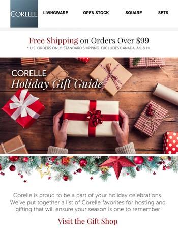 Corelle Newsletter