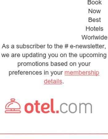 Otel Newsletter